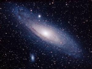Ο Γαλαξίας της Ανδρομέδας (Μ31)